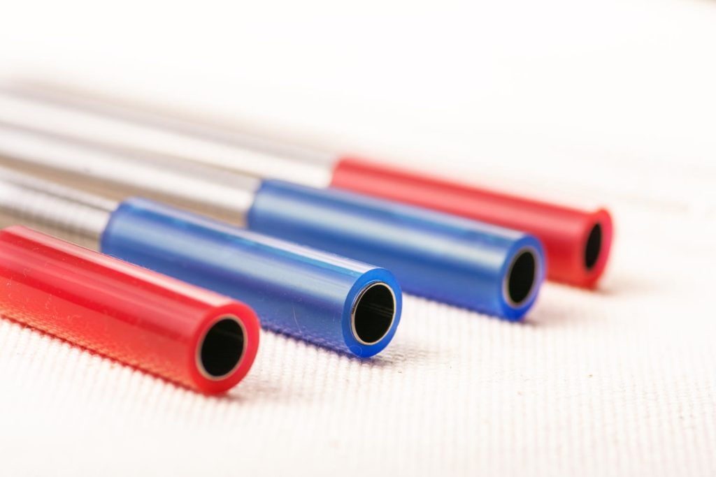 Stainless Steel Straw Silicone Tip Cover