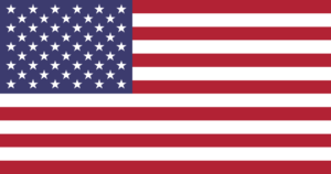 Free Shipping in USA Flag
