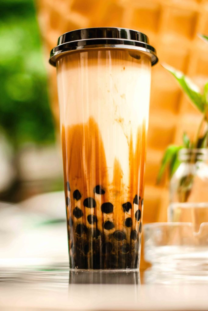 bubble tea stainlesss steel straw