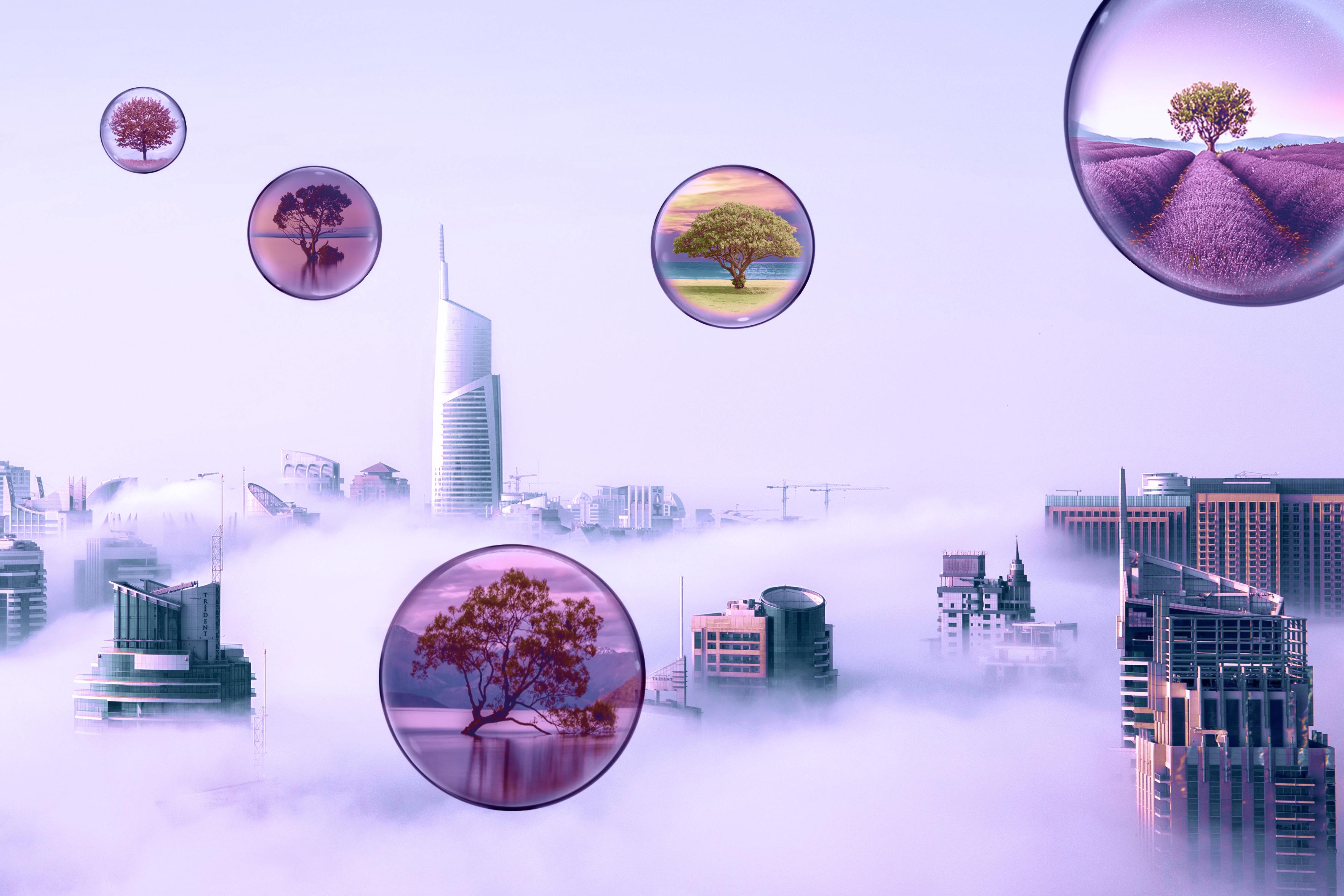 Tree in Bubble
