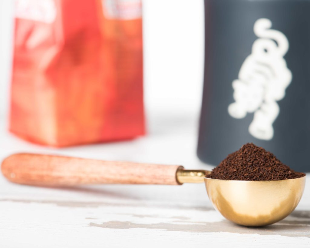 ground coffee scoop 2 tablespoon